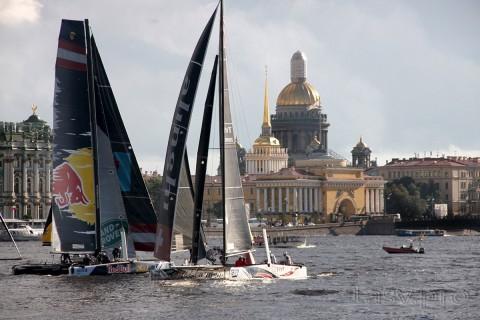 World Match Racing Tour, источник фото: https://vk.com/wmrt_spb Автор: Виталий Иванов