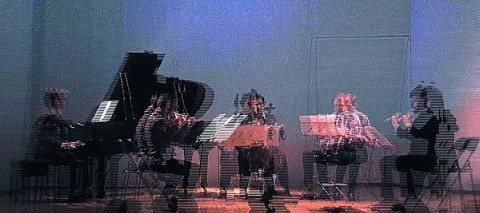 Концерт Московского ансамбля современной музыки