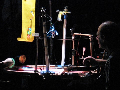 "IV Международный фестиваль ""БТК-ФЕСТ: Театр актуальных кукол"""
