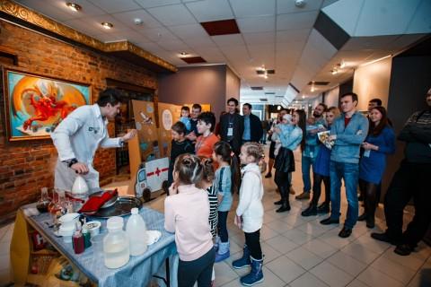 Фестиваль молодых семей Санкт-Петербурга