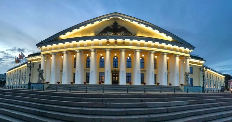 Горный институт. Фото: vk.com/spmi1773