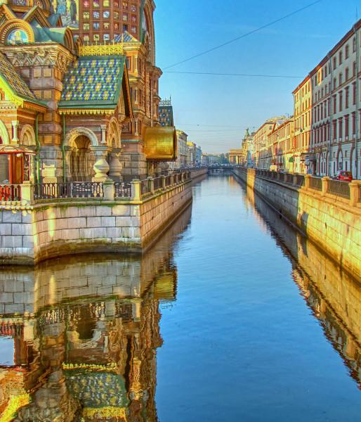 Канал Грибоедова. Фото: Canes