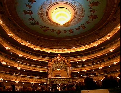 Мариинский театр. Фото: Kremlin.ru