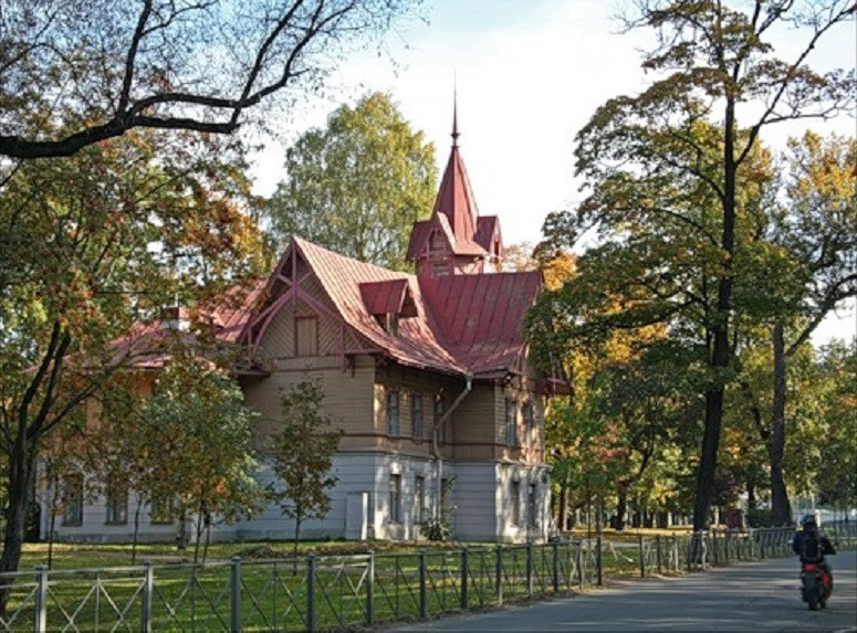 Дом княгини М. К. Кугушевой. Фото: citywalls.ru
