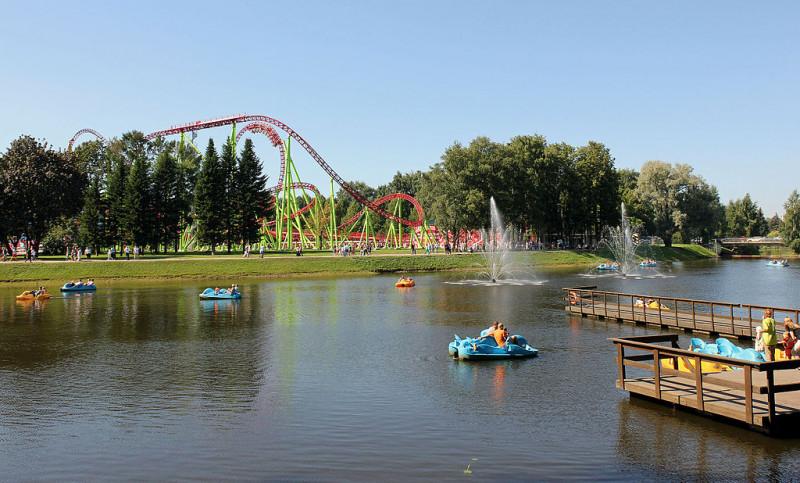 Приморский парк Победы в Санкт-Петербурге. Фото: Bestalex (Wikimedia Commons)