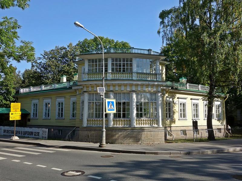 Дом Китаева. Фото: Тулип (Wikimedia Commons)