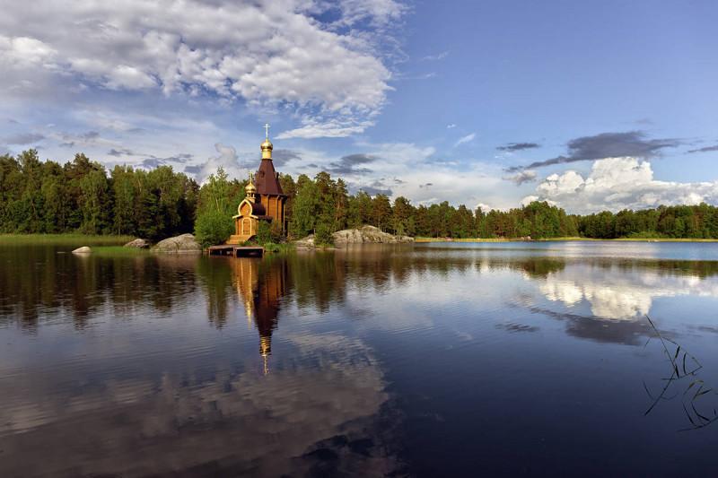 Храм Андрея Первозванного. Фото: photocentra.ru