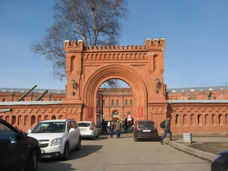 Музей Артиллерии. Фото: Екатерина Борисова