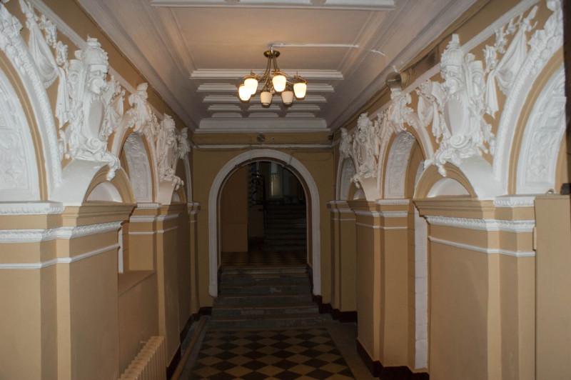 Доходный дом Г. Г. Мекленбург-Стрелицкого