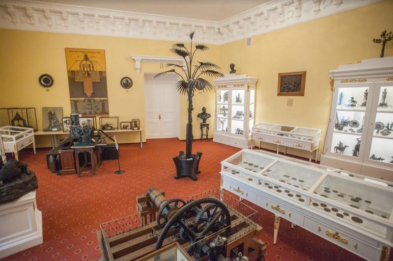Горный Музей//Mining Museum. Фото: vk.com/miningmuseumspb