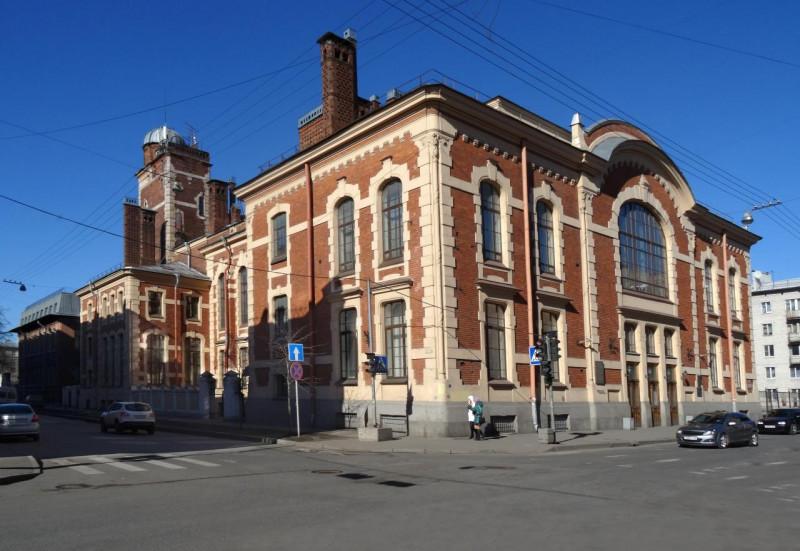 Народный дом Паниной. Фото: citywalls.ru