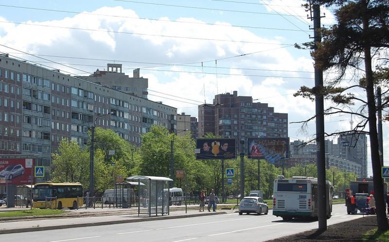 Выборгский район. Фото: Ingvar-fed (Wikimedia Commons)