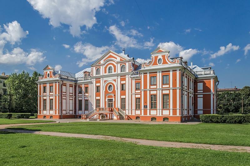 Кикины палаты. Фото: Florstein (WikiPhotoSpace)