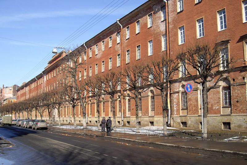 Улица Красного Курсанта. Фото: Alexander Y. Potekhin (Wikimedia Commons)