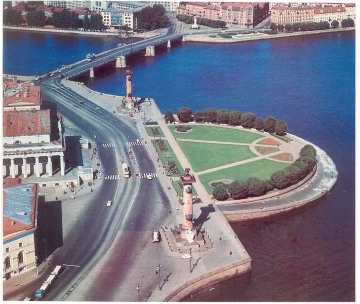 Санкт-Петербург. Стрелка Васильевского острова.