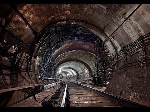 Заброшенное метро. Источник: https://www.youtube.com/