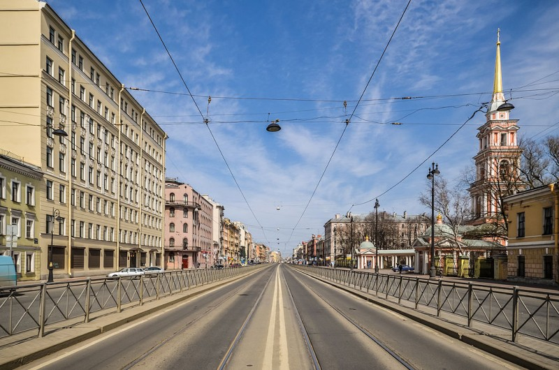 Лиговский проспект. Florstein (WikiPhotoSpace) https://commons.wikimedia.org/