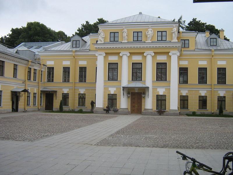 Дворец Бобринских. Фото: Peterburg23 (Wikimedia Commons)