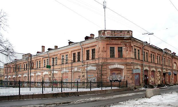 Здание бывшего Мытного двора. Адрес: Бакунина пр., 6. Фото: citywalls.ru