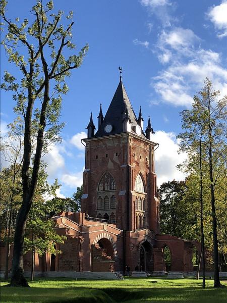 "Павильон ""Шапель"" после реставрации, сентябрь 2018 г. Фото: Testus (Wikimedia Commons)"