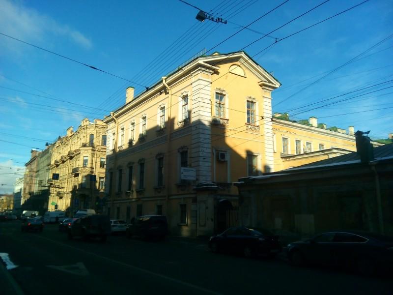 Дом княгини Н.П. Голицыной. Источник:  https://commons.wikimedia.org/wiki/