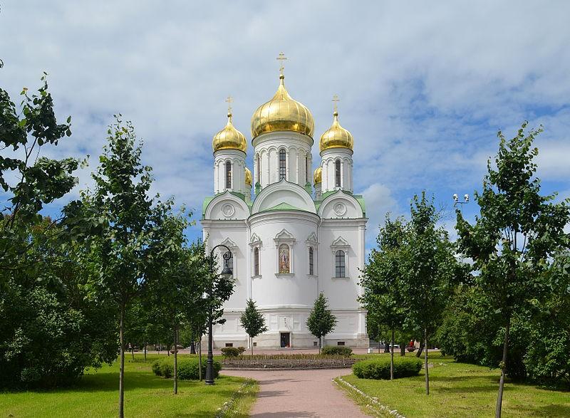 Екатерининский собор. Автор: Александров, Wikimedia Commons