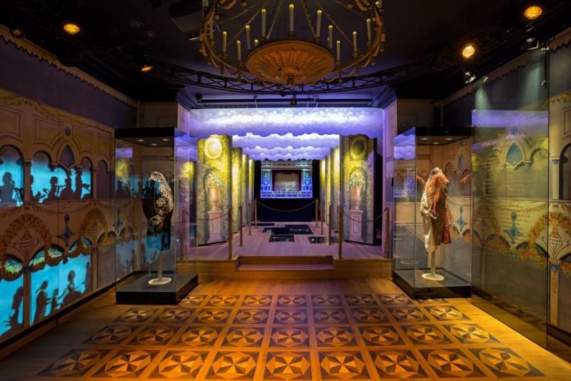 Один из залов музея «Государевы потехи» в Кавалерском доме Петергофа. Фото с официального сайта