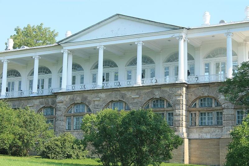 Камеронова галерея. Автор: Яна Абдуллаева, Wikimedia Commons