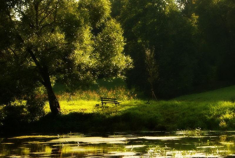 Озеро Круглое. Автор: Олеся Л., Wikimedia Commons