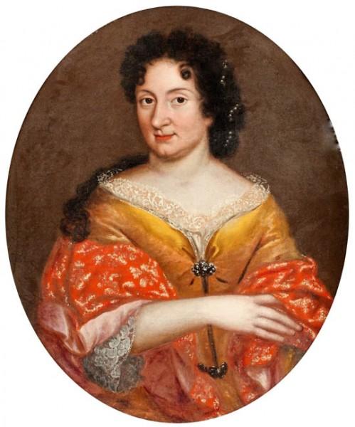 Предполагаемый потрет Анны Монс. 1700 г. Источник: https://commons.wikimedia.org/
