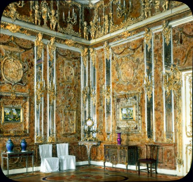 Янтарная комната. Фото: Branson DeCou (Wikimedia Commons)