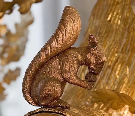 """Деталь часов """"Павлин"""". Источник: https://uk.wikipedia.org/"""
