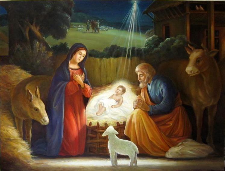 Рождество Христово, источник фото: http://www.wonderfulnature.ru/statji/Christmas.php