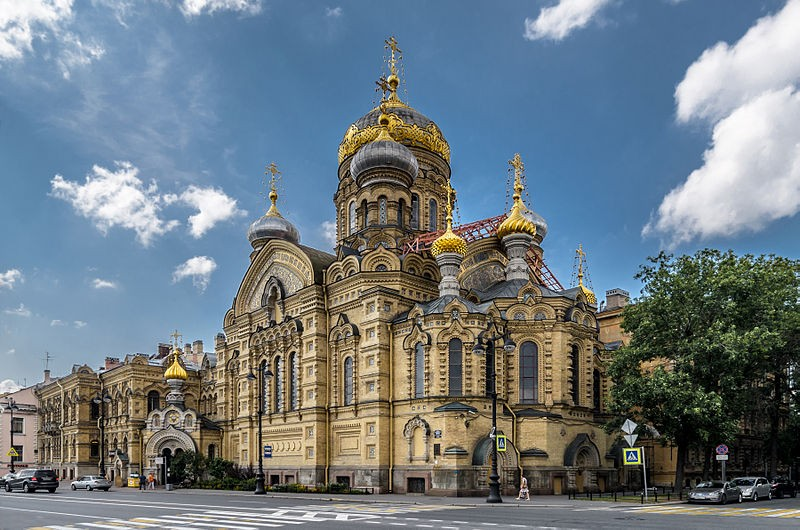Церковь Успения Пресвятой Богородицы, источник фото: Wikimedia Commons, Автор: Florstein