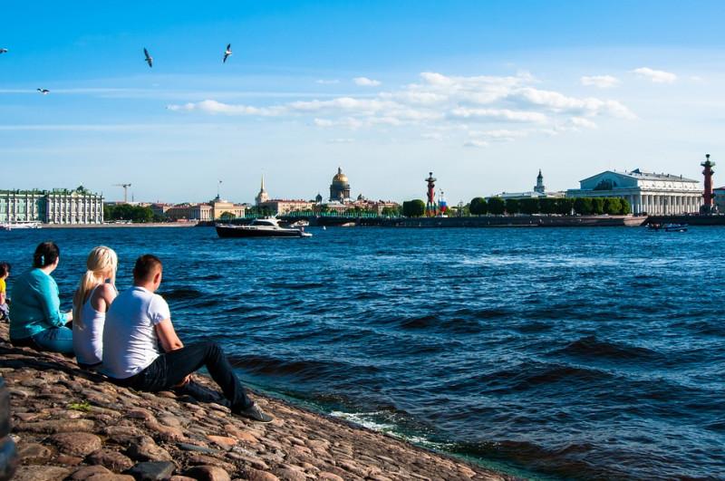 Санкт-Петербург. Фото: pixabay.com