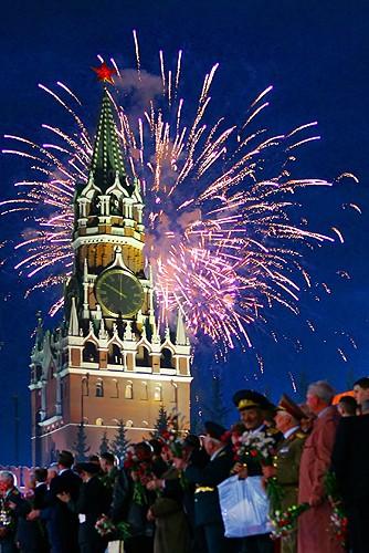 День Победы, источник фото: Wikimedia Commons, Автор: ITAR-TASS
