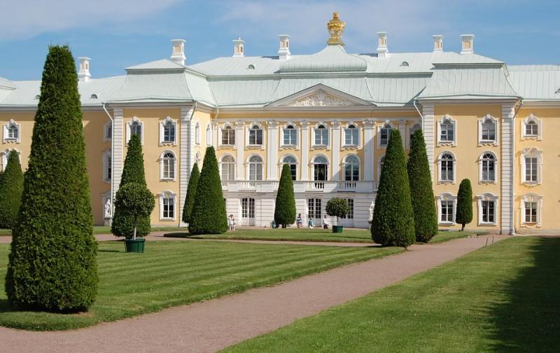 Дворец Петергоф