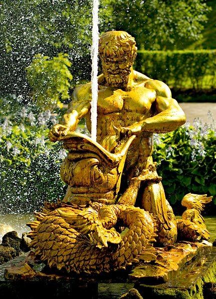 Фонтан «Оранжерейный». Автор: Bugdich, Wikimedia Commons