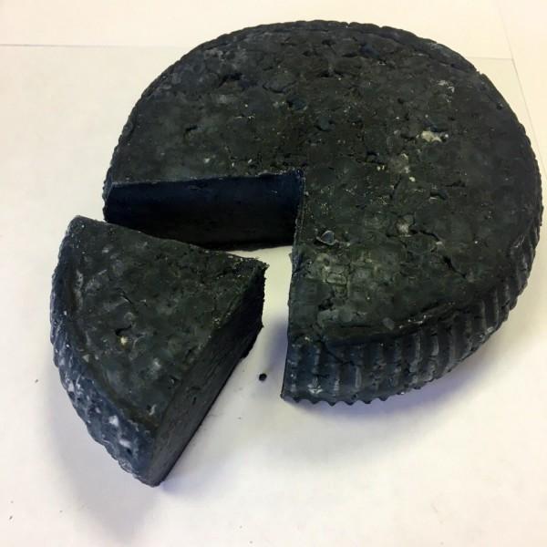 Char Coal Cheese