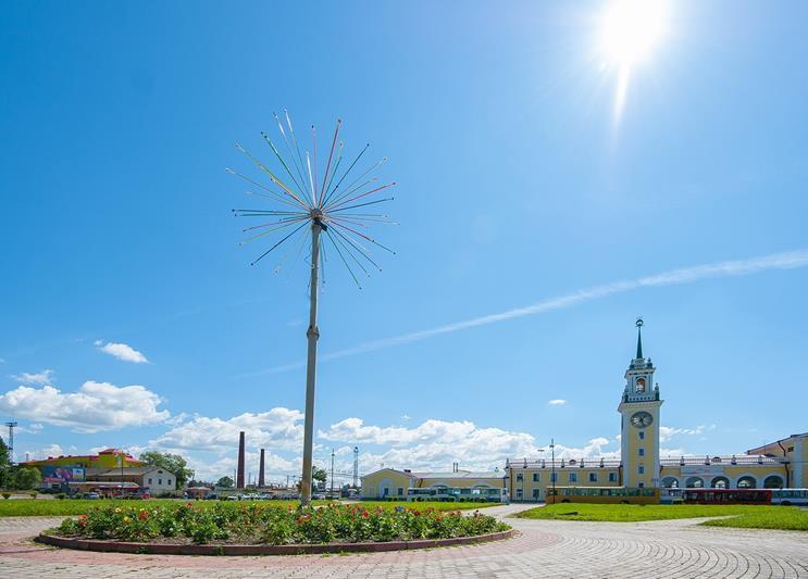 Город Волхов в Ленинградской области. Фото: volhov24.ru