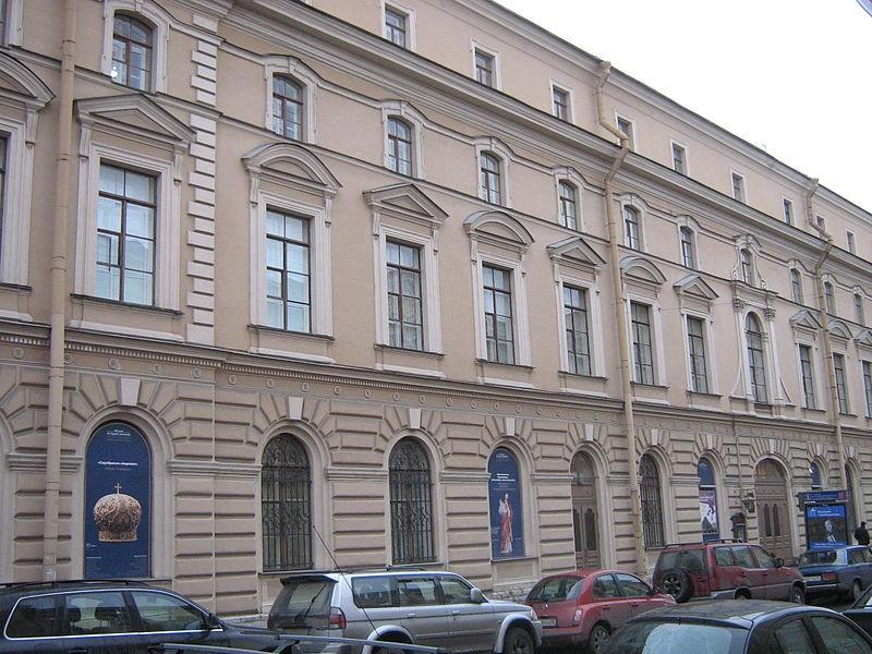 Государственный музей истории религии, источник фото: Wikimedia Commons, Автор: Peterburg23