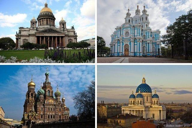 Соборы Санкт-Петербурга, источник фото: http://phototravelguide.ru/cerkov-hram-sobor/10-znamenityx-soborov-sankt-peterburga/