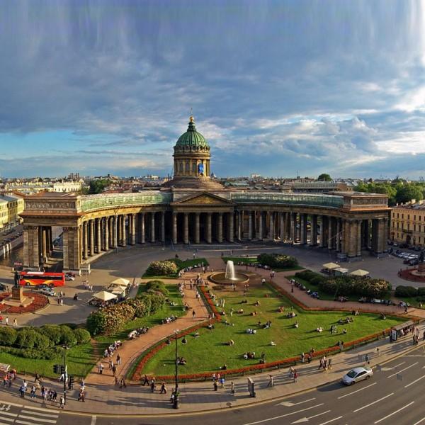 Казанский кафедральный собор, источник фото: https://vk.com/club10370286