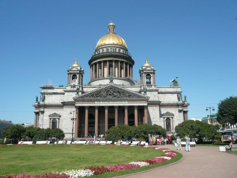 Исаакиевский собор. https://commons.wikimedia.org/