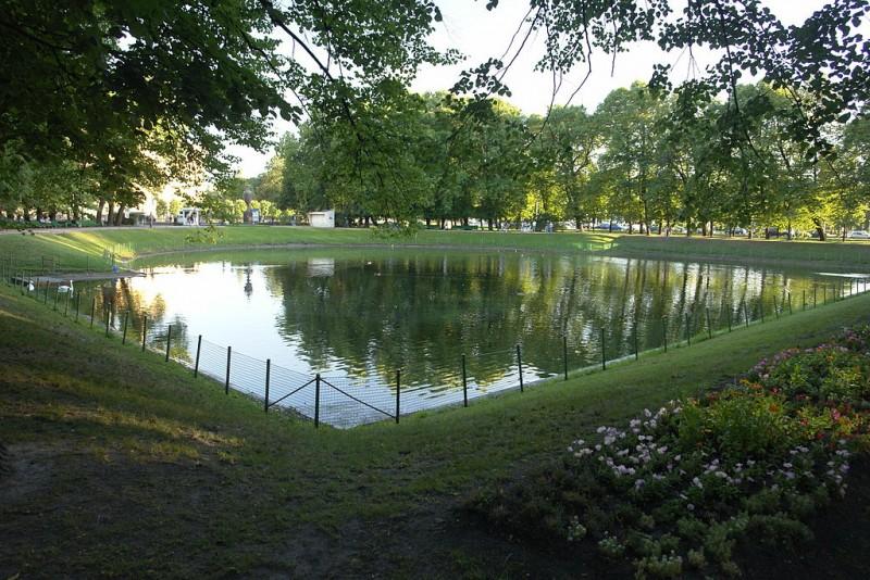 Карпиев пруд. Автор: George Shuklin, Wikimedia Commons