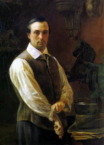 Петр Карлович Клодт, фото с сайта Moiarussia.ru