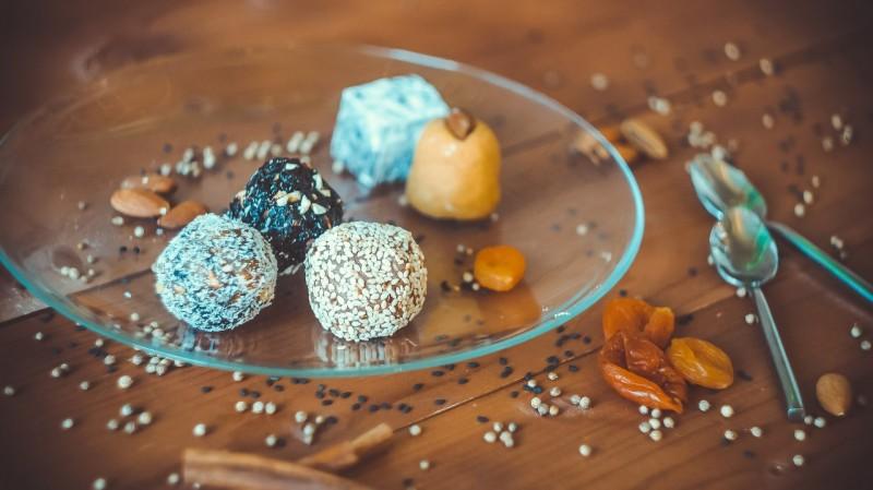 Восточные сладости, источник: https://vk.com/lasveggies Фото: Даша Райская
