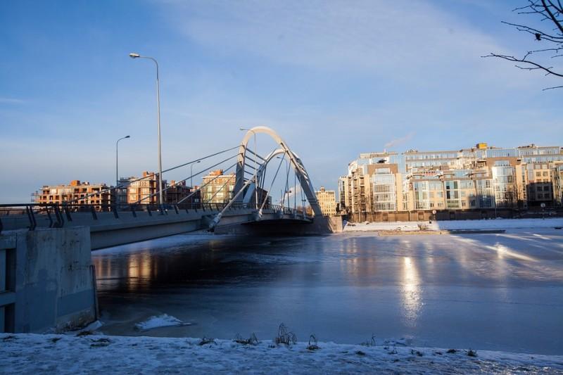 Лазаревский Мост Санкт-Петербург, источник фото: https://pixabay.com/ru/лазаревский-мост-лазаревский-мост-1966534/