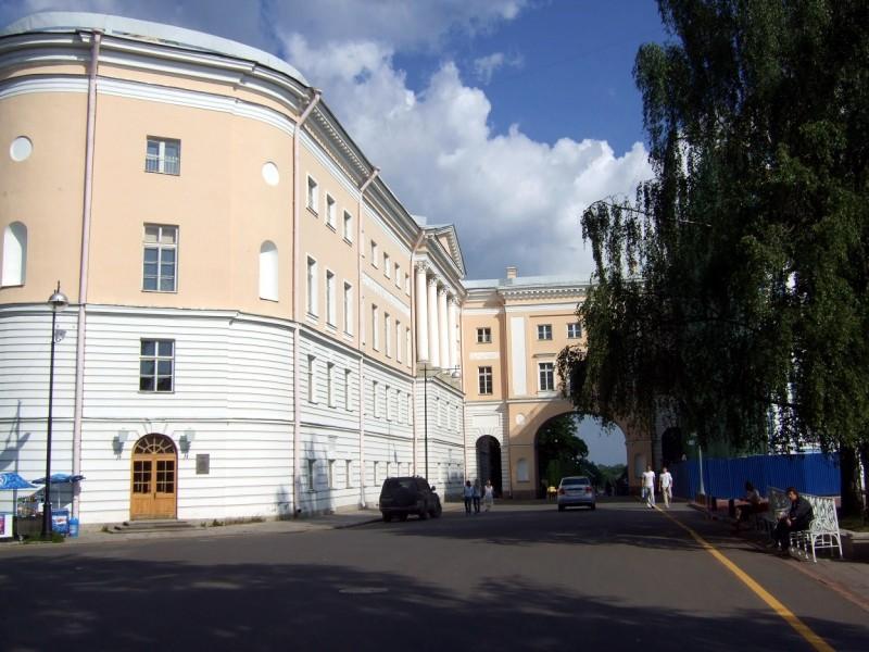 Мемориальный музей-лицей. Автор: Florstein (WikiPhotoSpace), Wikimedia Commons