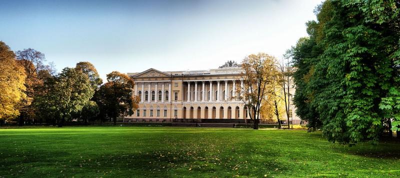 Михайловский сад, источник фото: Wikimedia Commons, Автор: Anton Anisimov